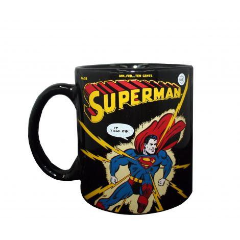 Black Superman mug