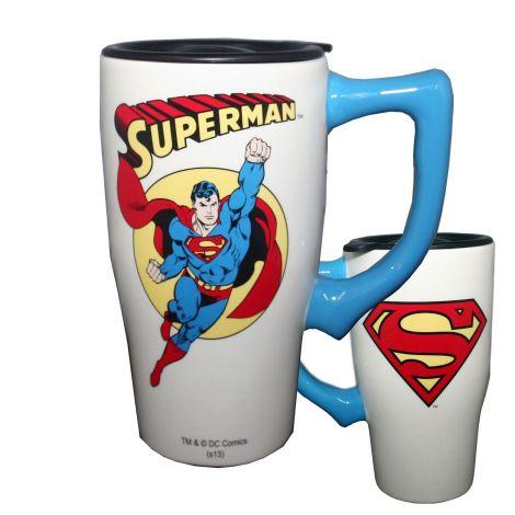 Superman Travel Mug