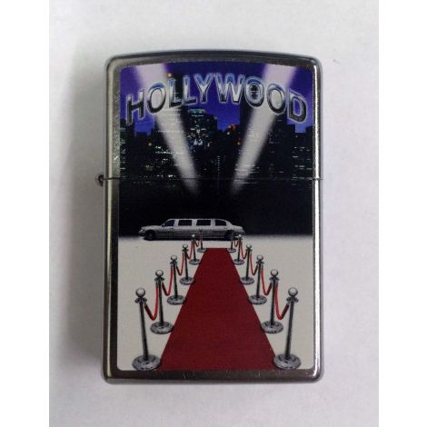 Hollywood Red Carpet Zippo Lighter