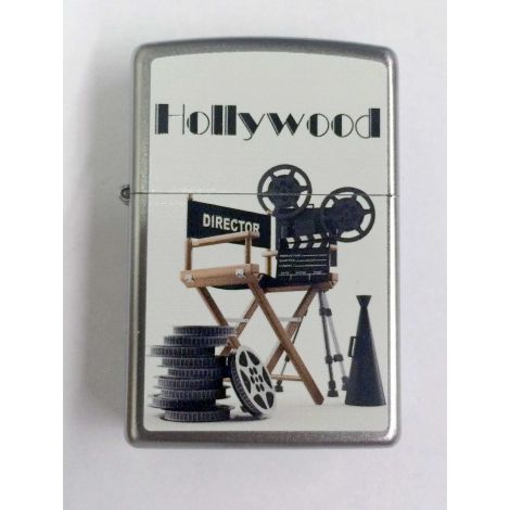 Hollywood Director Zippo Lighter