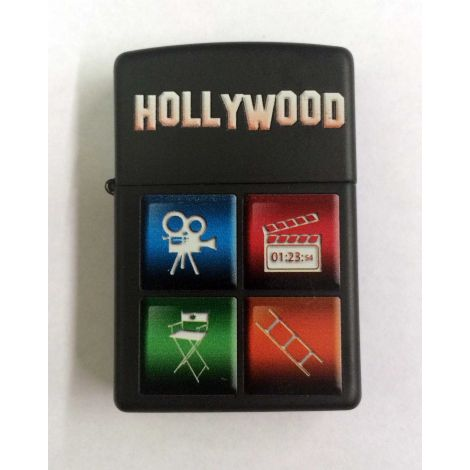 Hollywood Icon Zippo Lighter