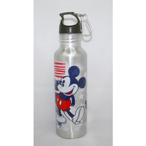 Mickey Mouse Aluminum Water Bottle