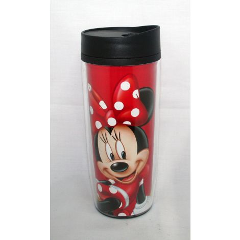 Minnie Mouse travel cup