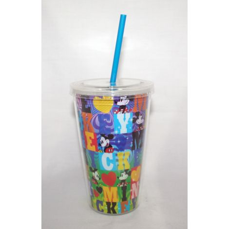 Mickey Mouse 18 oz. Acrylic Travel Cup