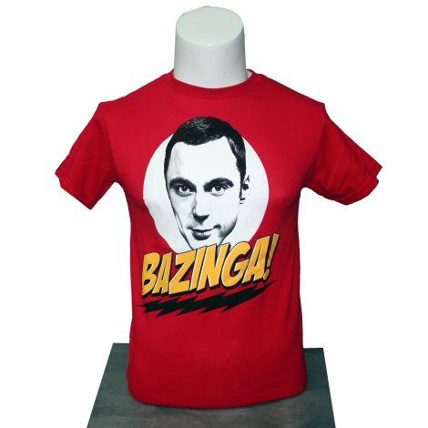 Sheldon Bazinga T-shirt