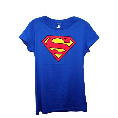 Superman Baby Doll T-shirt