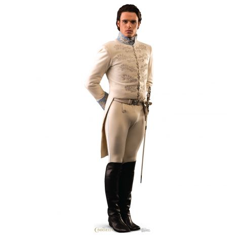 Prince Charming Cardboard Cutout from the Disney Movie Cinderella #1893
