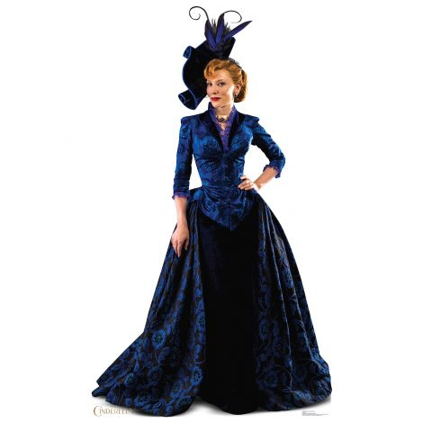 Stepmother Cardboard Cutout from the Disney Movie Cinderella #1894