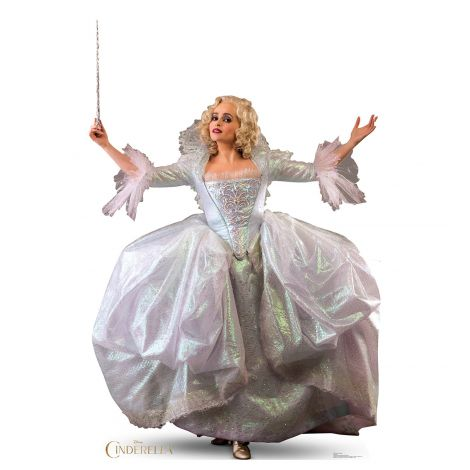 Fairy Godmother Cardboard Cutout from the Disney Movie Cinderella #1895