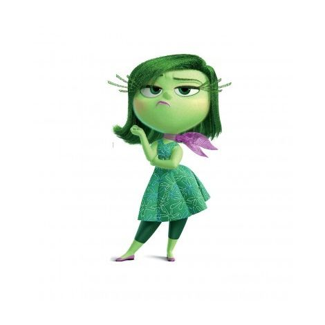 Disgust Cardboard Cutout from the movie Inside Out #1920