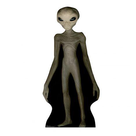 Alien Cardboard Cutout #1936