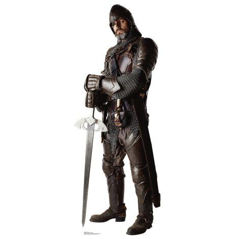 Knight in Armor Cardboard Cutout #1961