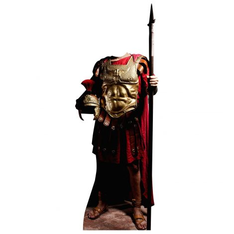 Roman Soldier Standin Cardboard Cutout #1993