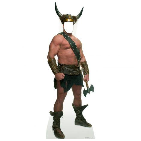 Viking Standin Cardboard Cutout #1995