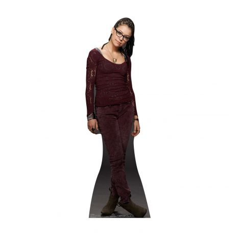Cosima Cardboard Cutout from the TV show Orphan Black #2014