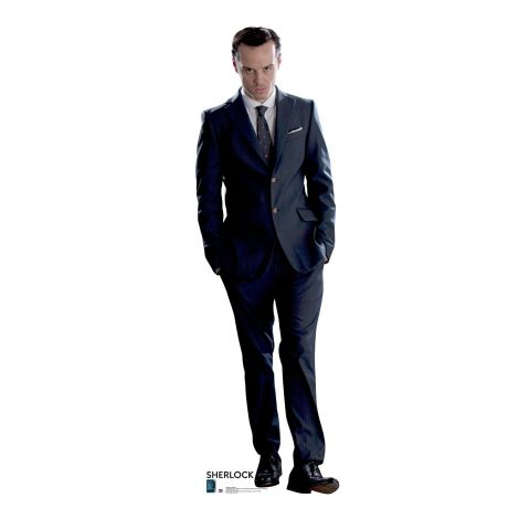 James Moriarty Cardboard Cutout from the TV show Sherlock Holmes #2026