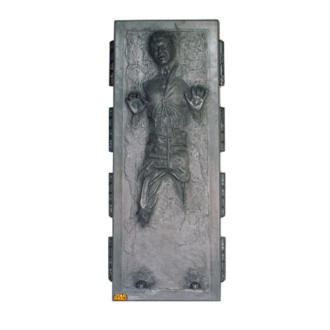 Han Solo in Carbonite Cardboard Cutout from the movie Star Wars #2030