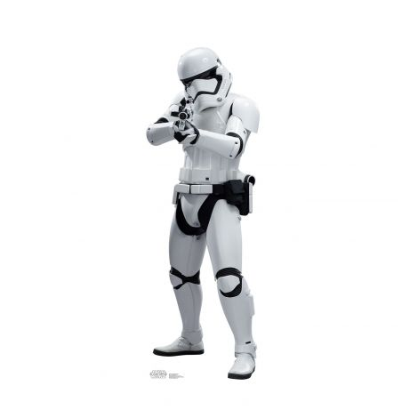 Stormtrooper Cardboard Cutout from the movie Star Wars VII: The Force Awakens #2032