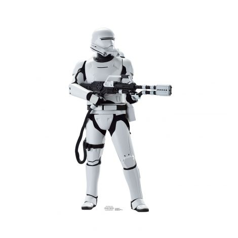 Flametrooper Cardboard Cutout from the movie Star Wars VII: The Force Awakens #2036