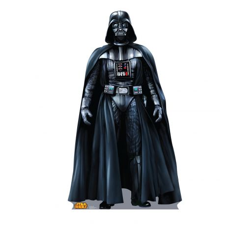 Darth Vader Cardboard Cutout from the movie Star Wars #2037