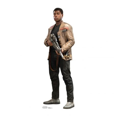 Finn Cardboard Cutout from the movie Star Wars VII: The Force Awakens *2043