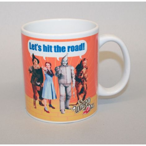 Wizard of Oz Lets hit the road!  mug