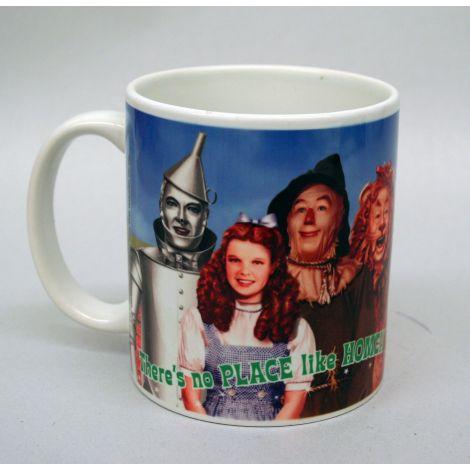 Wizard of Oz there's no Plake like Home mug