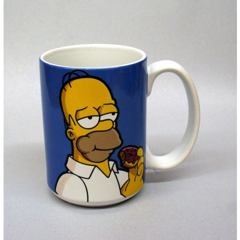 Homer Simpson Coffee Mug