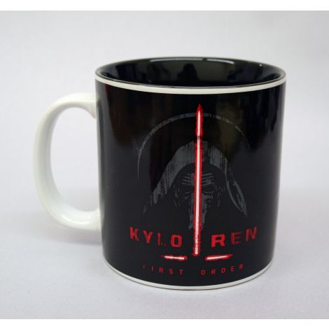 Star Wars Kylo Ren Coffee Mug