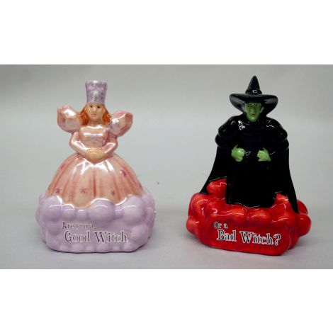 Wizard of Oz Salt & Pepper shaker set