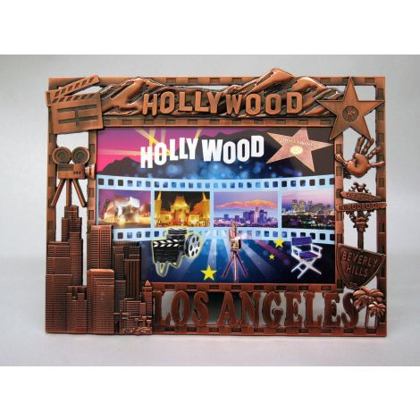 Copper Finish Hollywood Picture Frame