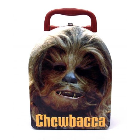 Chewbacca Embossed Tin tote