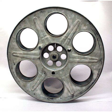 USED Vintage metal Reel (Available 3 pieces)