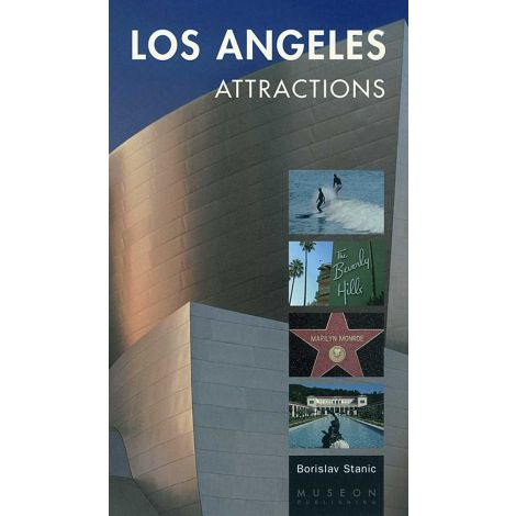 Los Angeles Attractions Book