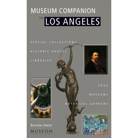 Museum companion to Los Angeles Book