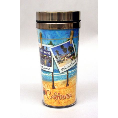 California Beach Tumbler
