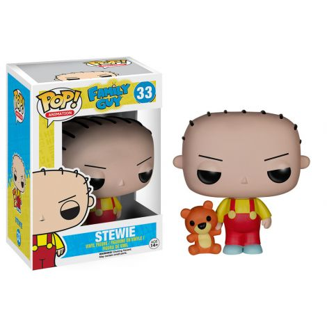 Funko Pop! Television: Family Guy - Stewie