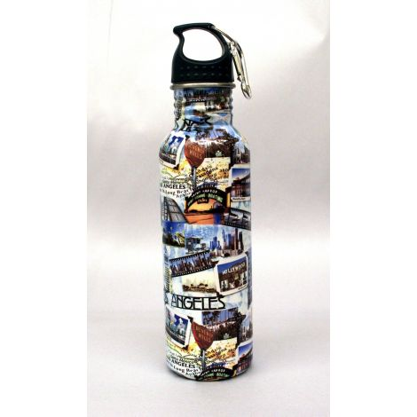 Southern California Stainless Steel Water Bottle