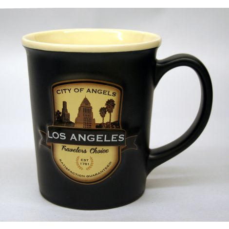 Los Angeles Ceramic Coffee Mug