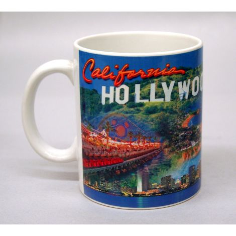 California Scenery Mug