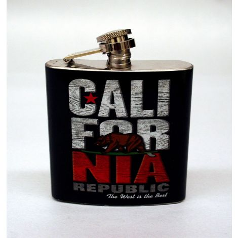 California Stainless steel Flask