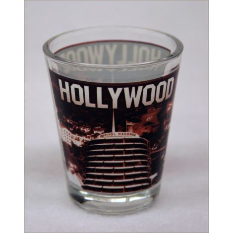 3 Piece Hollywood Shotglass Set