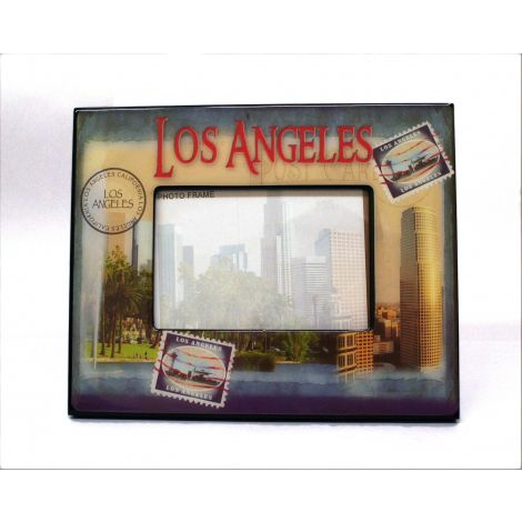 Los Angeles Postcard Picture frame- 4x6