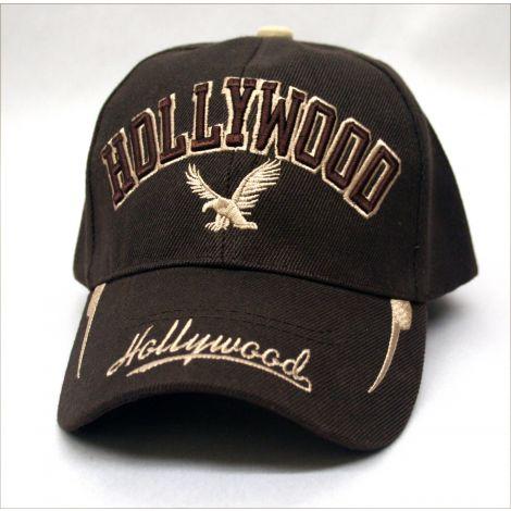Hollywood Cap - Brown