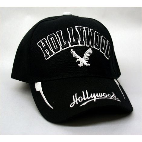 Hollywood Cap - Black