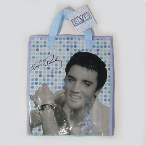 Elvis Presley Gift Tote Shopping Bag