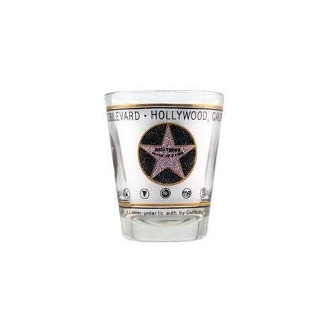 Walk of Fame Star Shot Glass