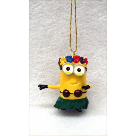 Dave  The Minion Christman Ornament