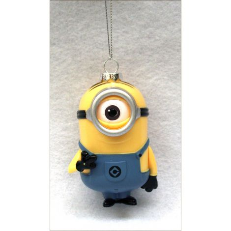 Stuart The Minion Christman Ornament