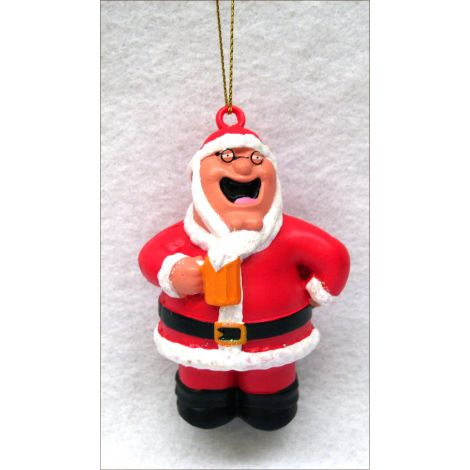 Family Guy Christmas Ornament - Peter